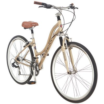 Schwinn Women S 700c Midmoor Hybrid Bike Wayfair Hybrid Bike