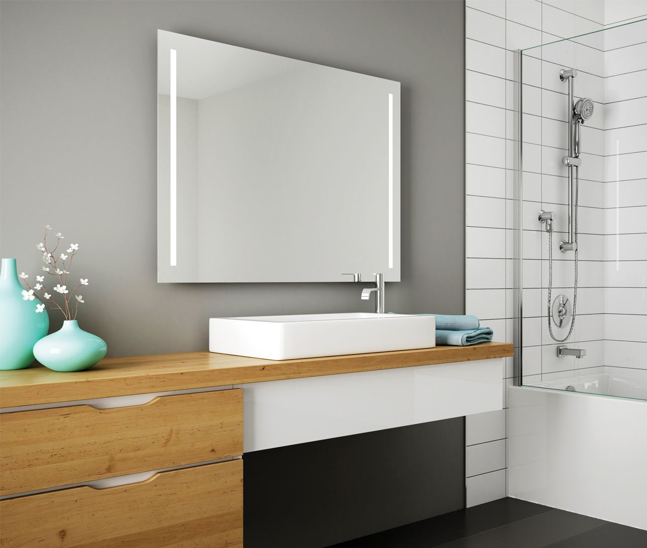 Let the latest lavatory trends wash over your space with current ...