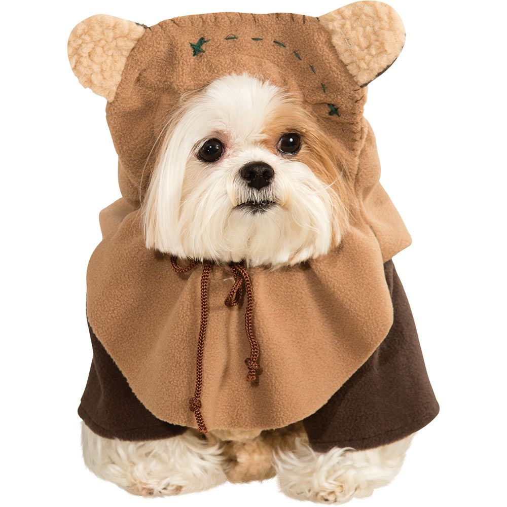 Star Wars Ewok Pet Costume Pet Costumes For Dogs Pet Halloween