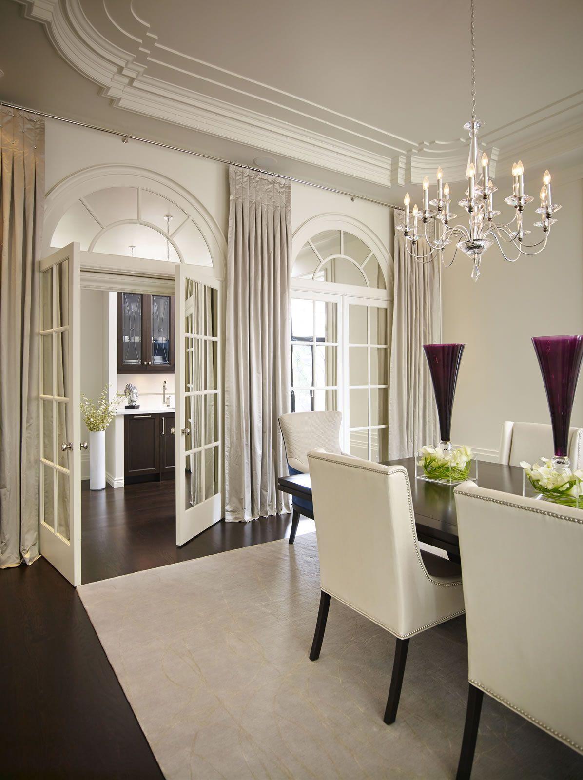 Burlington Interior Design Project Contemporary Classicism Contemporary Interior Design French Doors Interior Interior Design