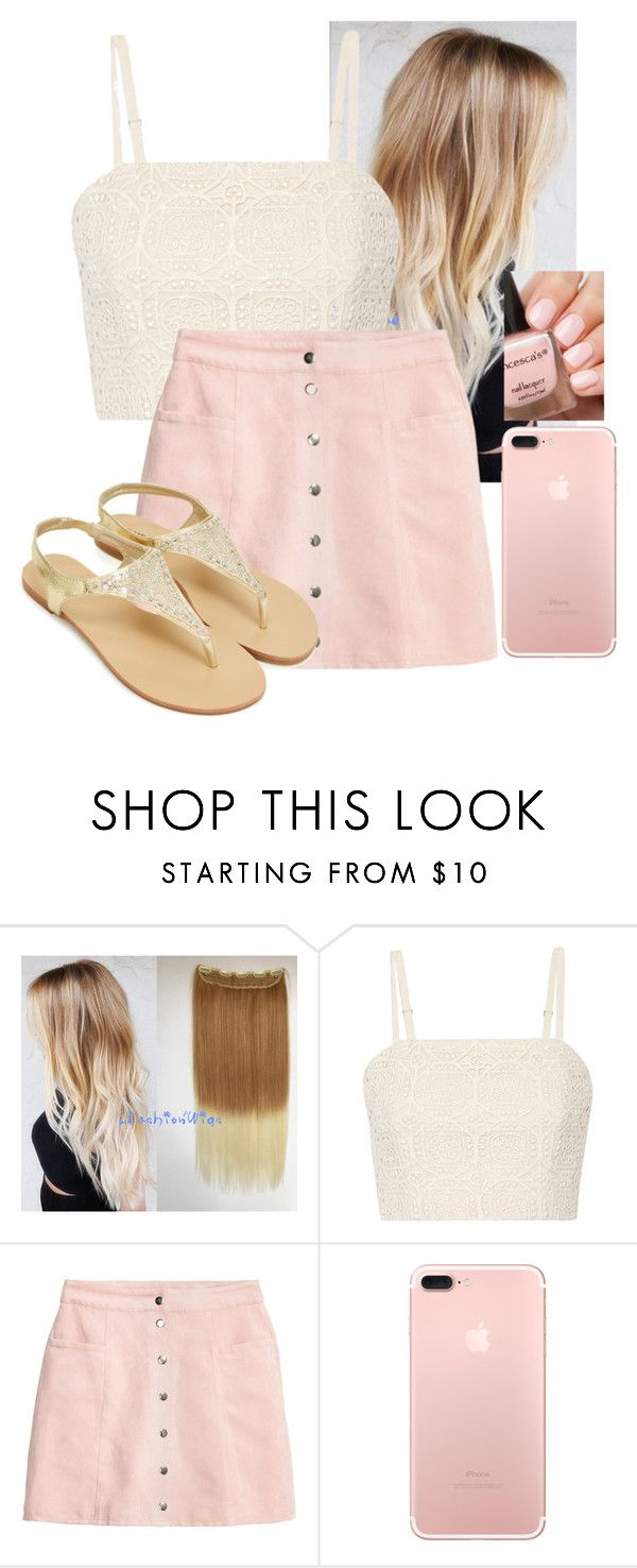 """""""Untitled #4123"""" by hannahmcpherson12 ❤ liked on Polyvore featuring Alice + Olivia and H&M"""