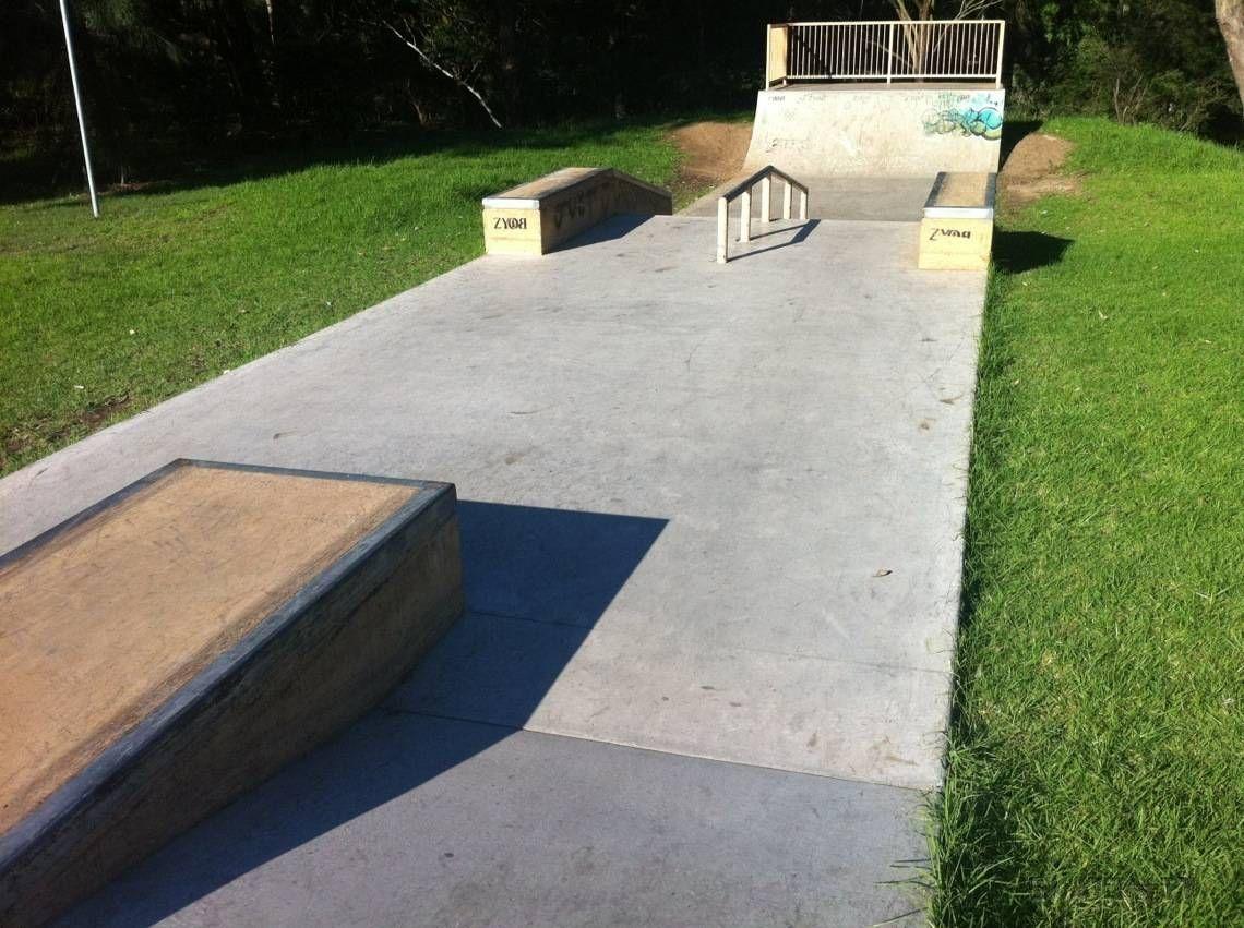 Gladesville Skate Plaza (Sydney, NSW Australia) skatepark