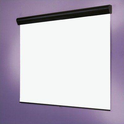 High Contrast Grey Silhouette Series M With Autoreturn Manual Screen 67 Diagonal 16 10 Ratio Fo Projector Screen Size Projection Screen Projection Screens