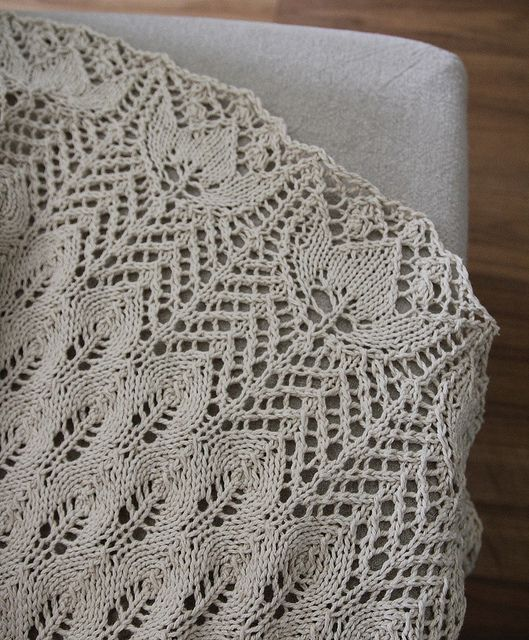 Knitting Edges For Baby Blankets : Baby blanket edge by vilman yarn creations pinterest
