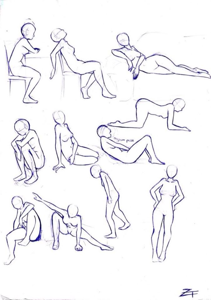 Laid Back Poses Anime Poses Reference Art Reference Poses Art Poses