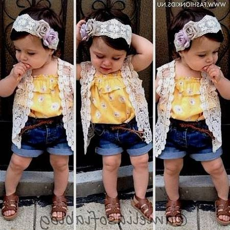Awesome Cute Baby Girl Clothes With Swag 2018