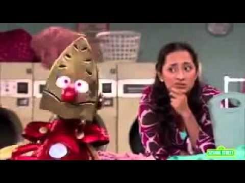 Sesame Street Two Heroic Street Stories - YouTube