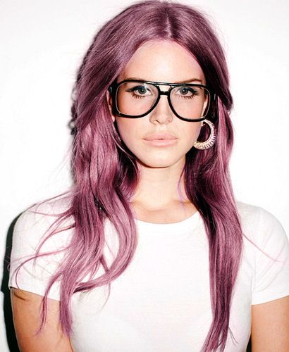 purple pink and coral hair - Google Search