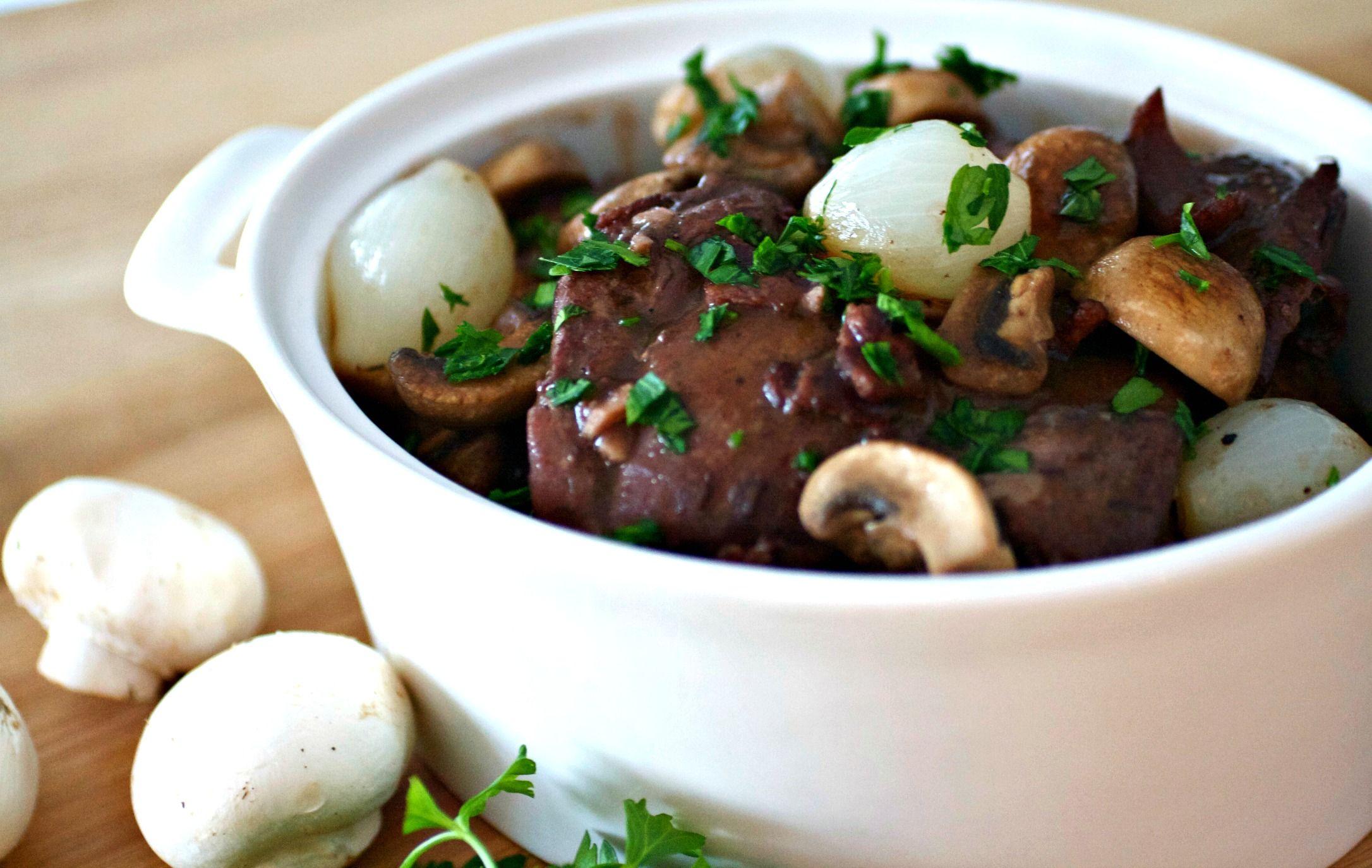 Julia Child S Coq Au Vin Recipe Recipe Coq Au Vin Food Recipes