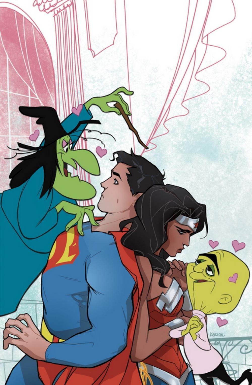 DC Comics revela capas variantes com os personagens da Looney Tunes! - Legião dos Heróis