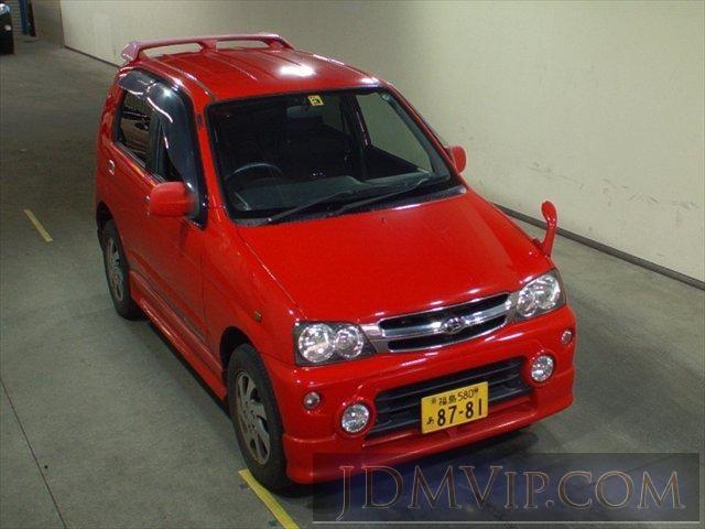 Daihatsu Terios Gearbox Manual
