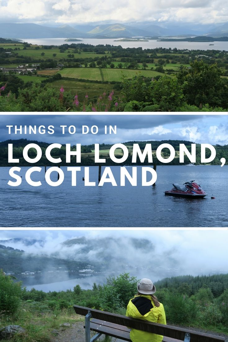 Things to do in Loch Lomond, Scotland | Travel Hacker Girl - A blog for travellers.