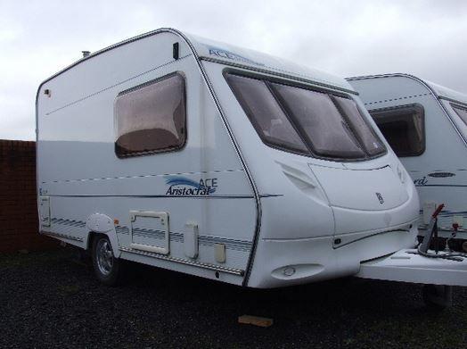 Newfield Caravans, Dumfries, Dumfries & Galloway, Scotland