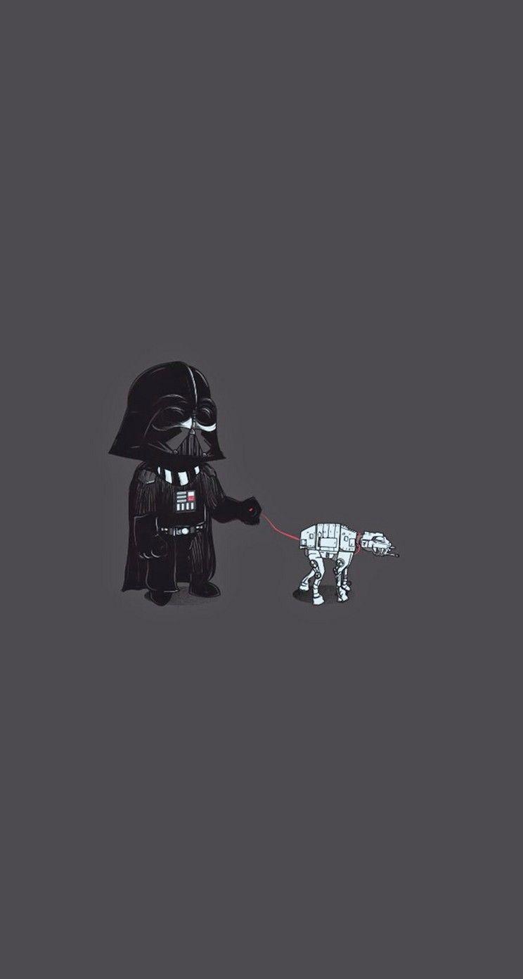 Iphone 6 wallpaper tumblr funny - Darth Vader Pet Funny Starwars Iphone Wallpaper Mobile9