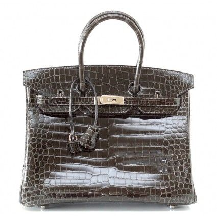 Total wishful thinking here, but this Hermès Graphite