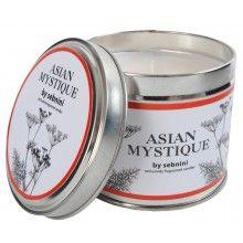Sebnini Of England ASIAN MYSTIQUE Large Luxury Fragranced Candle Tin