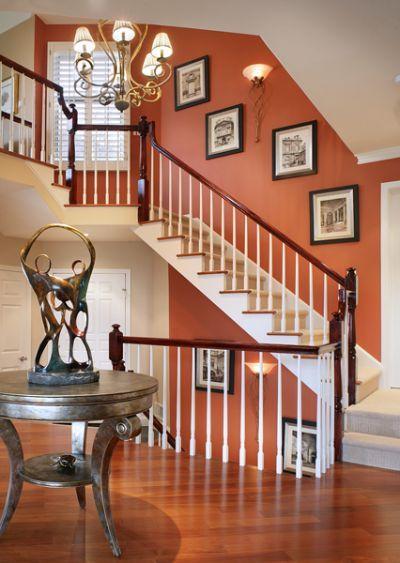 The 2020 A List 125 Of Elle Decor S Favorite Interior Designers Living Room Orange Paint Colors For Living Room Terracotta Walls
