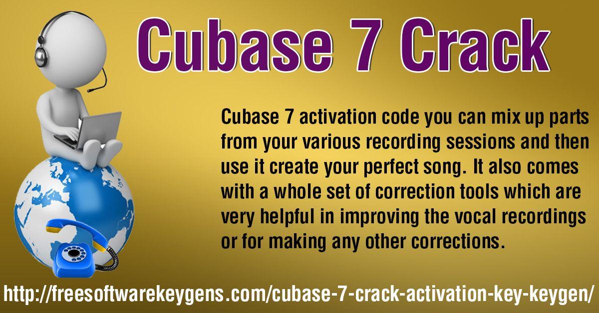 Cubase 7 Keygen is an advanced mixer application which is