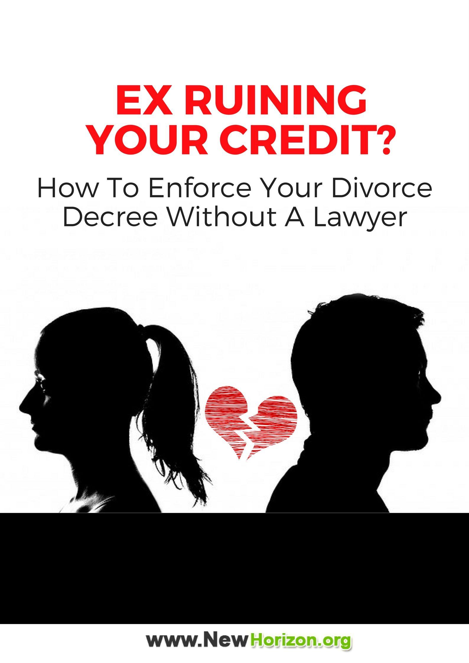 How to Enforce a Divorce Decree recommend