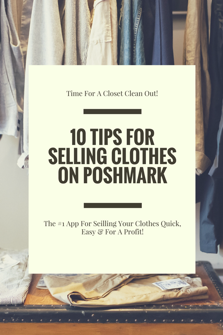 Websites you can sell clothes on