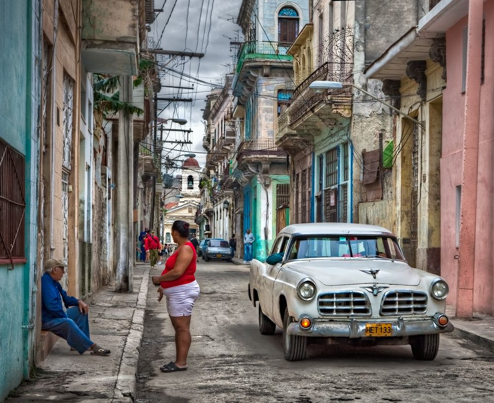 Havana, Cuba. IF all goes well will be going in August ...