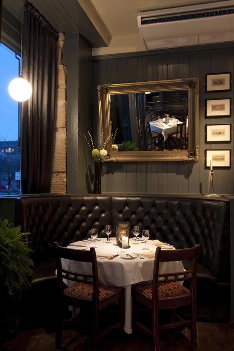 CM Design Consultants - Award Winning Interior Design Consultancy :  Portfolio : Restaurant : Ingram Wynd