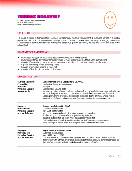 Actor Resume Template Microsoft Word  Child Actor Rsum