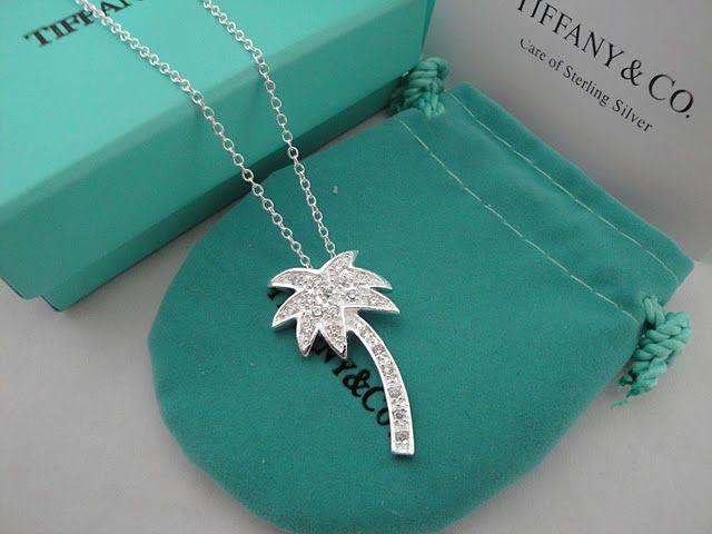 Tiffany necklaces palm tree pendant gift ideas pinterest tiffany necklaces palm tree pendant mozeypictures Choice Image