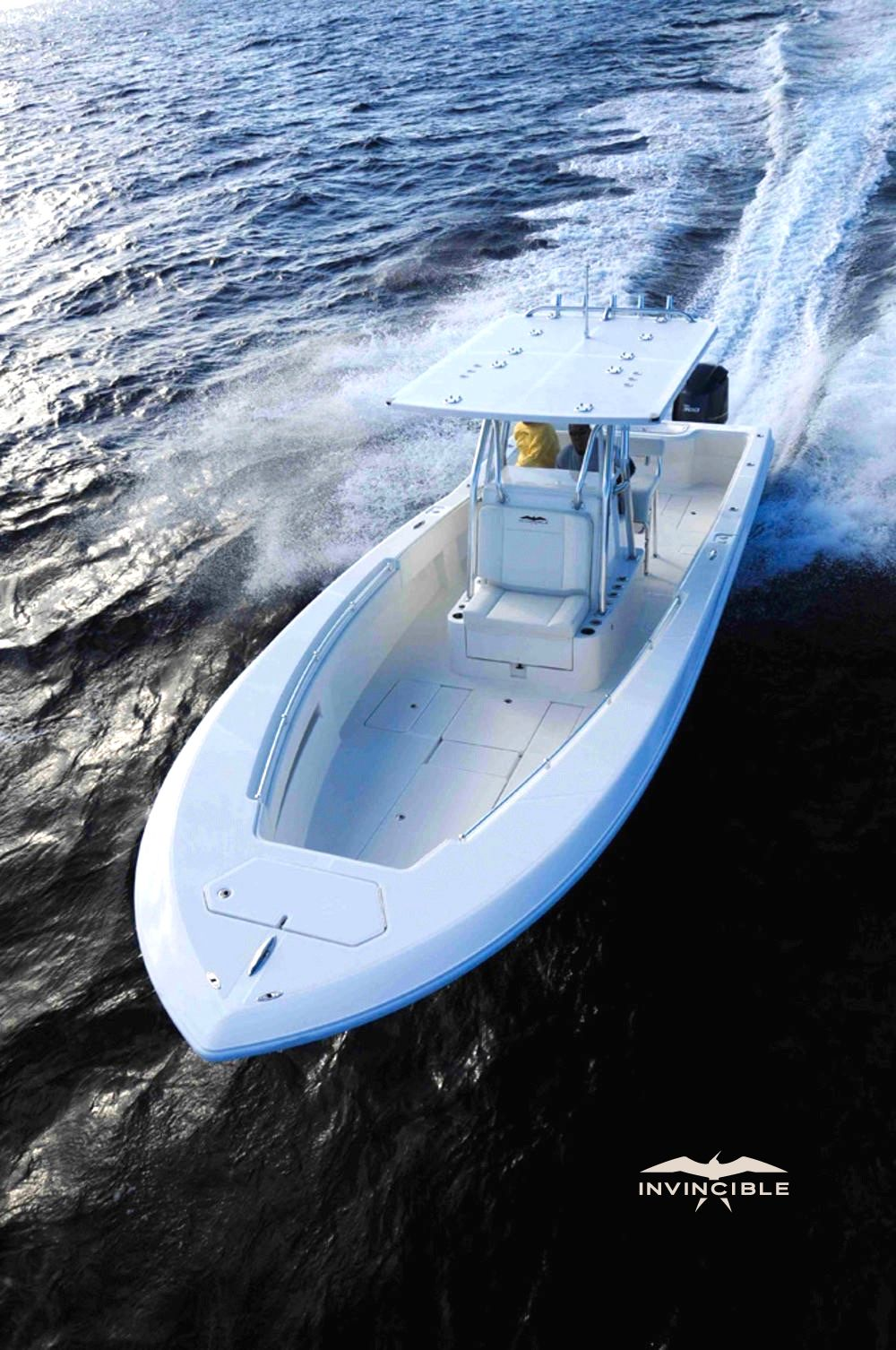 The Invincible 33 Open Sport Fishing Boats Boat Center