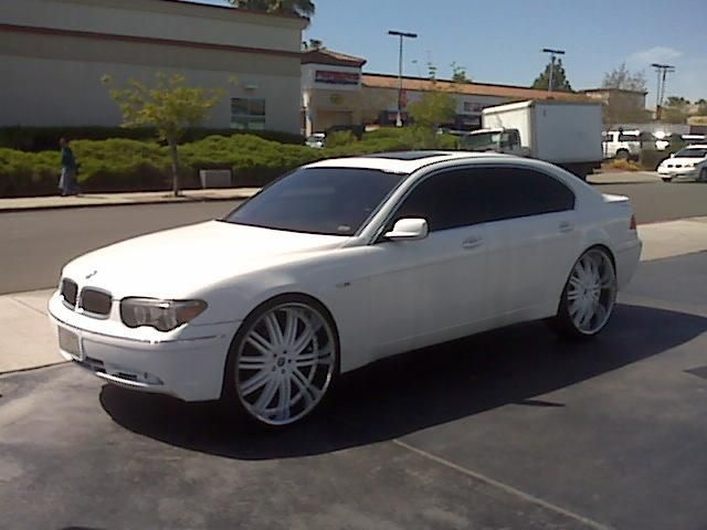 Similiar Bmw On 26s Keywords Euro Auto Style Bmw Bmw 7 Series
