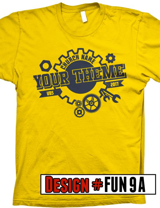 Fun Factory Vbs T Shirt Design Free Shipping All Designs