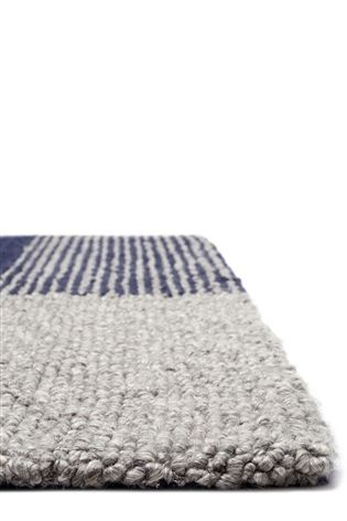 Buy Navy Hofoten Check Rug From The Next Uk Online Shop Large Wool Rugs Rugs Modern Rugs