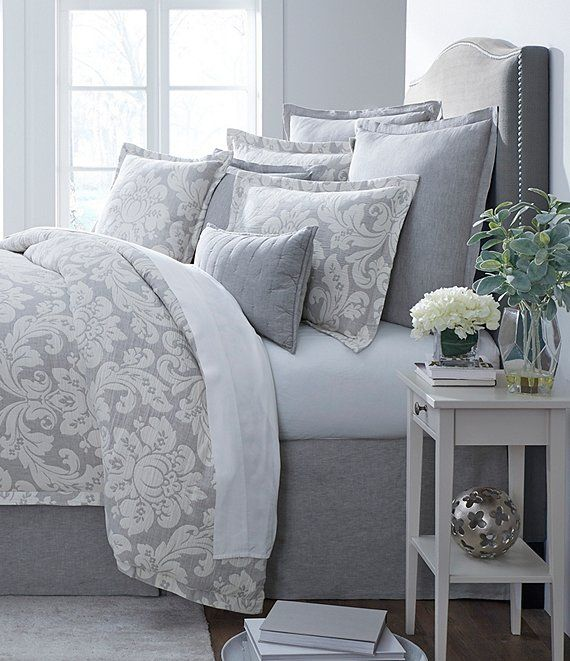 Southern Living Heirloom Linen Quilt, Dillards Southern Living Bedding Collection