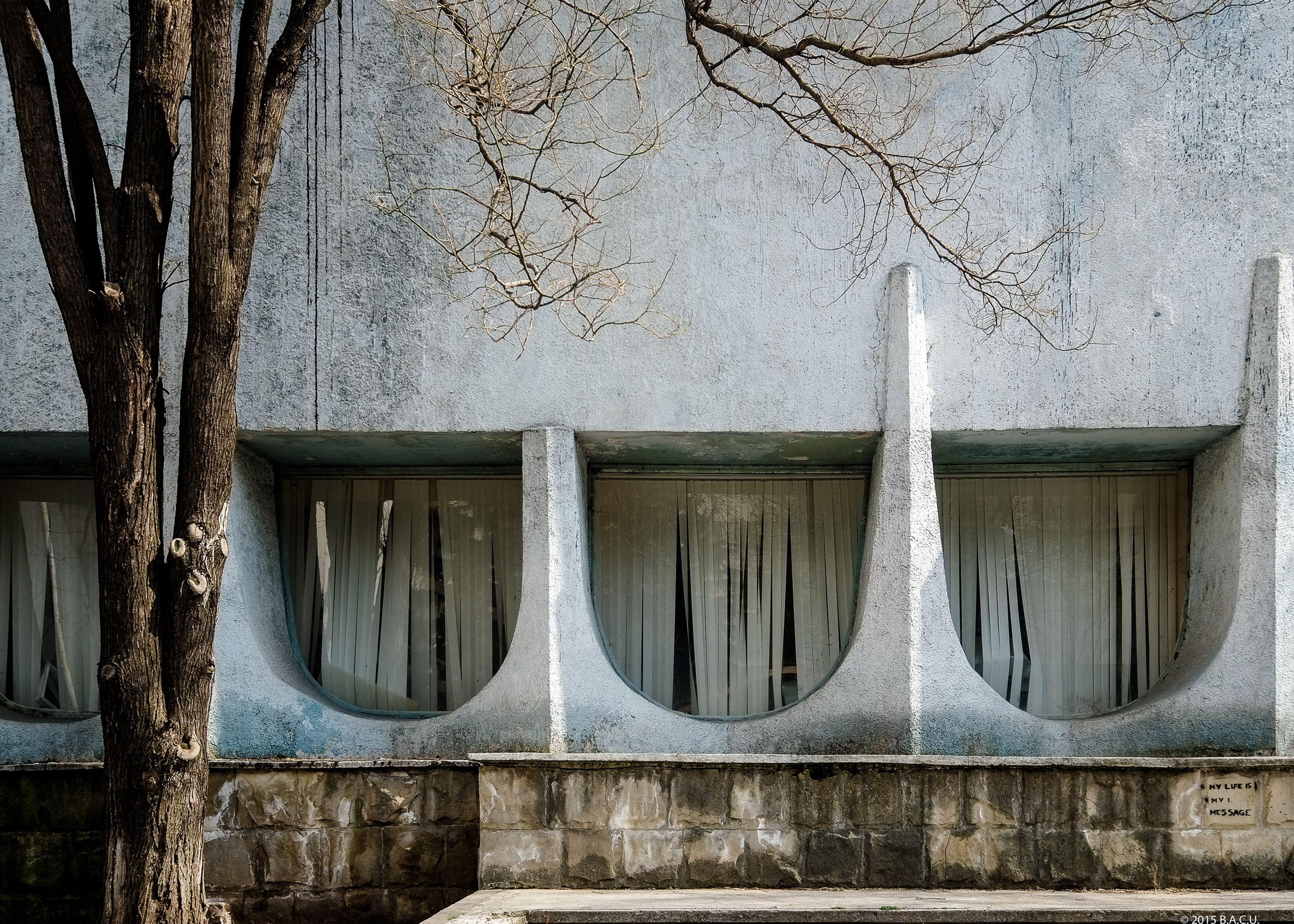 Former Mobili ~ Former restaurant noroc in chisinau moldova architecture