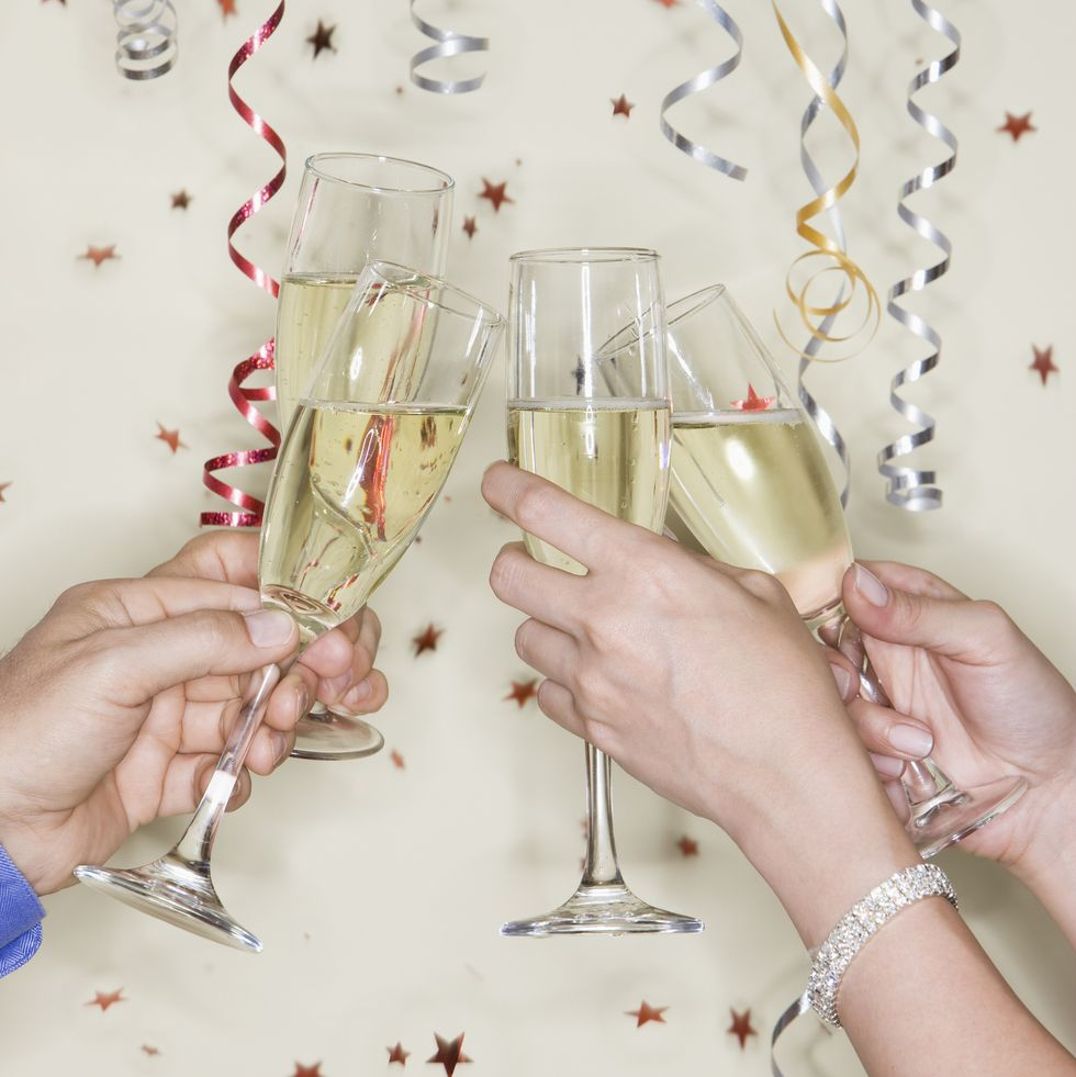 Here's How Your Favorite New Year's Traditions First