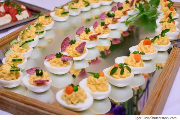 gef llte eier mit lachs geburtstagsideen pinterest gef llte eier lachs und eier. Black Bedroom Furniture Sets. Home Design Ideas