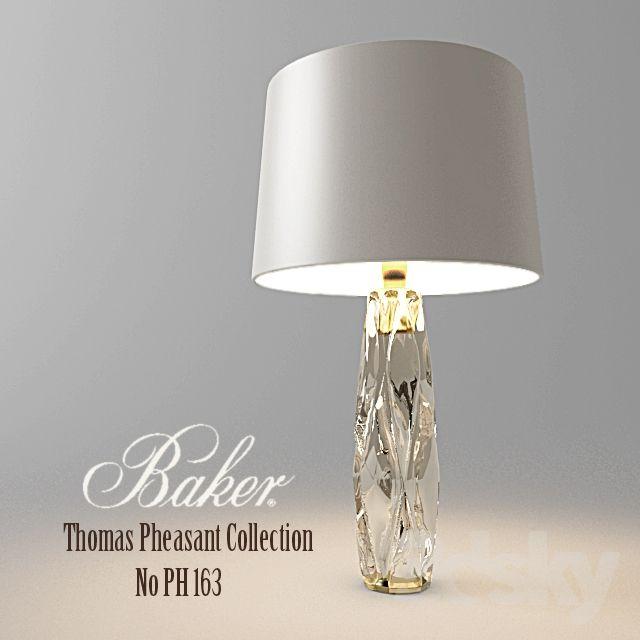Table lamp baker ph163