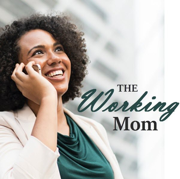 The Working Mom is also know as Wonder Woman! You can do