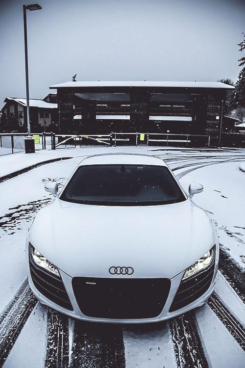 Auto de las nieves