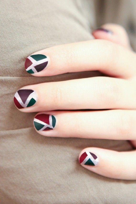 Nail Design Tutorial Nailart Love My Nails Pinterest Design