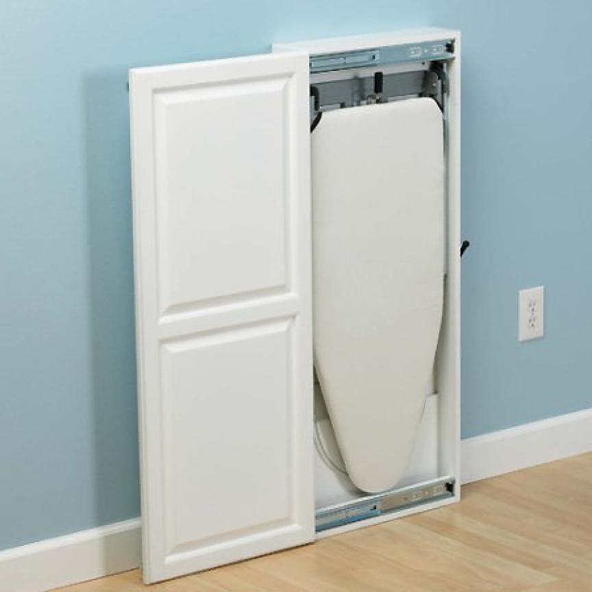 Wall Mounted Ironing Board Ikea Home Design Ideas Wall Mounted Ironing Board Ironing Board Cabinet Laundry Room Organization