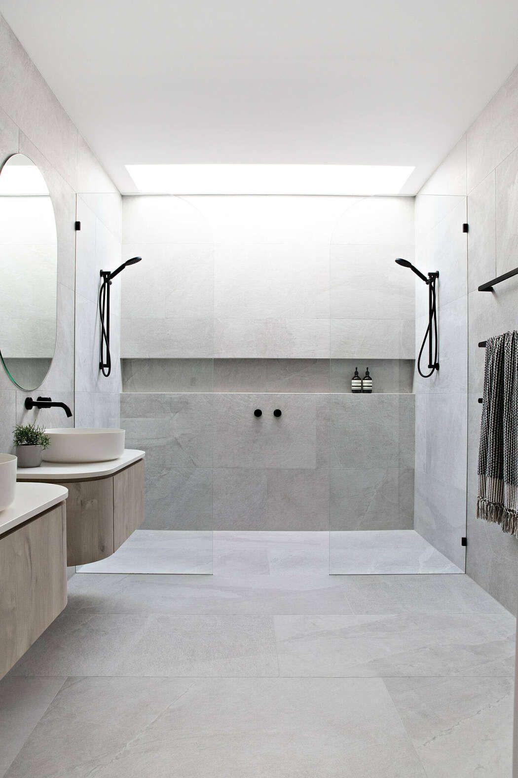 Teal Ave Duplex By Luxbuilt Homeadore Modernbathroom In 2020 Modern Bathroom Modern Bathroom Design Bathroom Interior Design
