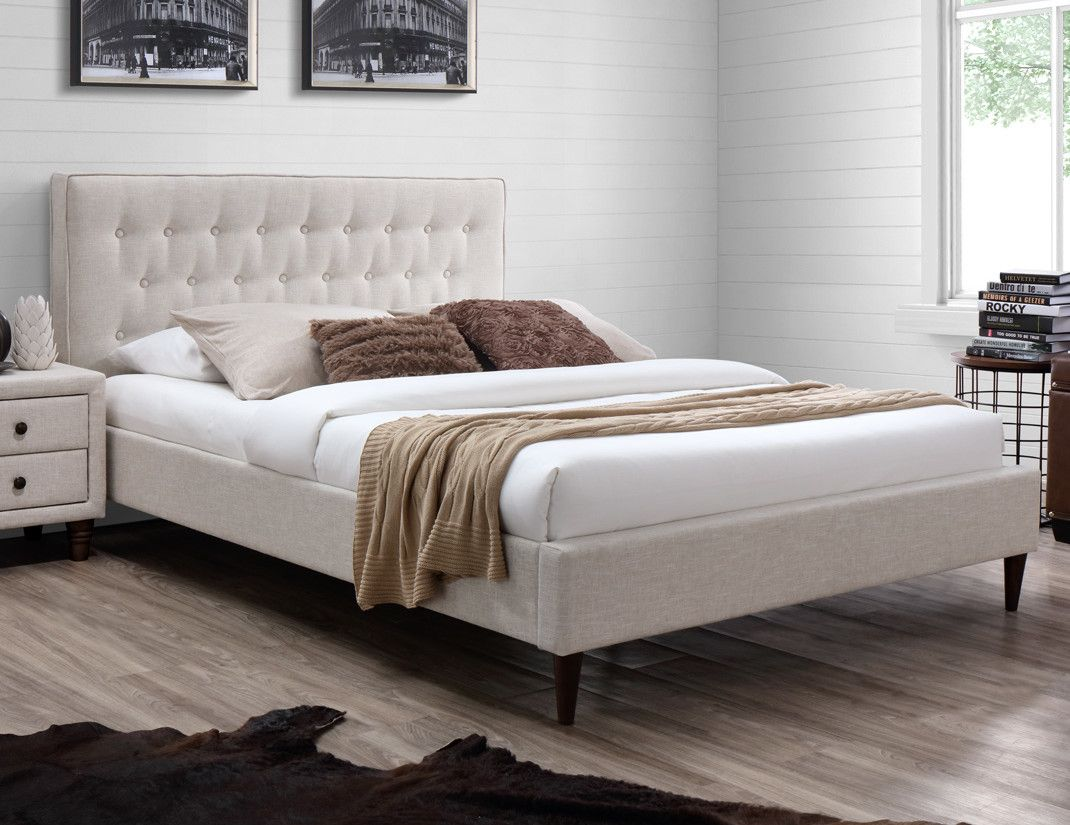 Features Includes Slat Support System Platform Bed No Box