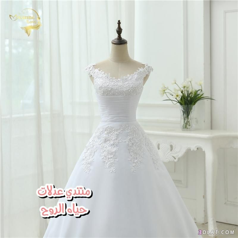 صور فساتين زفاف اجدد كولكشن من فساتين الزفاف 2020 فساتين افراح بتصاميم Wedding Dresses Sleeveless Wedding Dress Dresses