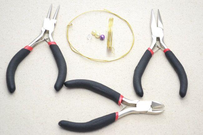 DIY Pearl Rings