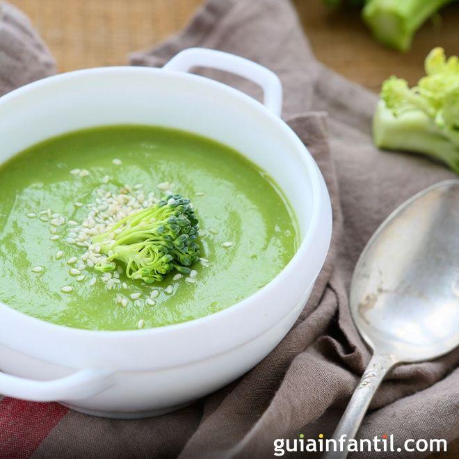 papillas de verduras para bajar de peso