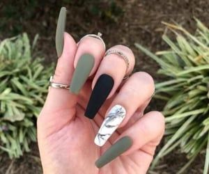 Image about girl in nails by Corine on We Heart It