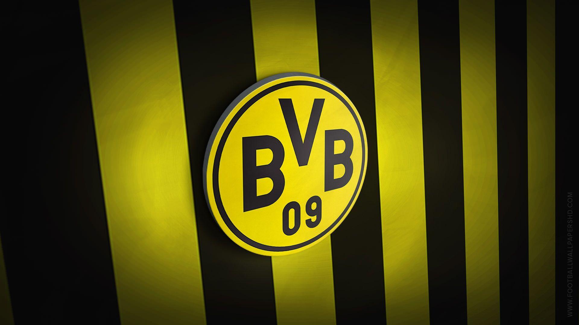 Borussia Dortmund 3d Logo Wallpaper Football Wallpapers Hd Football Wallpaper Borussia Dortmund Dortmund