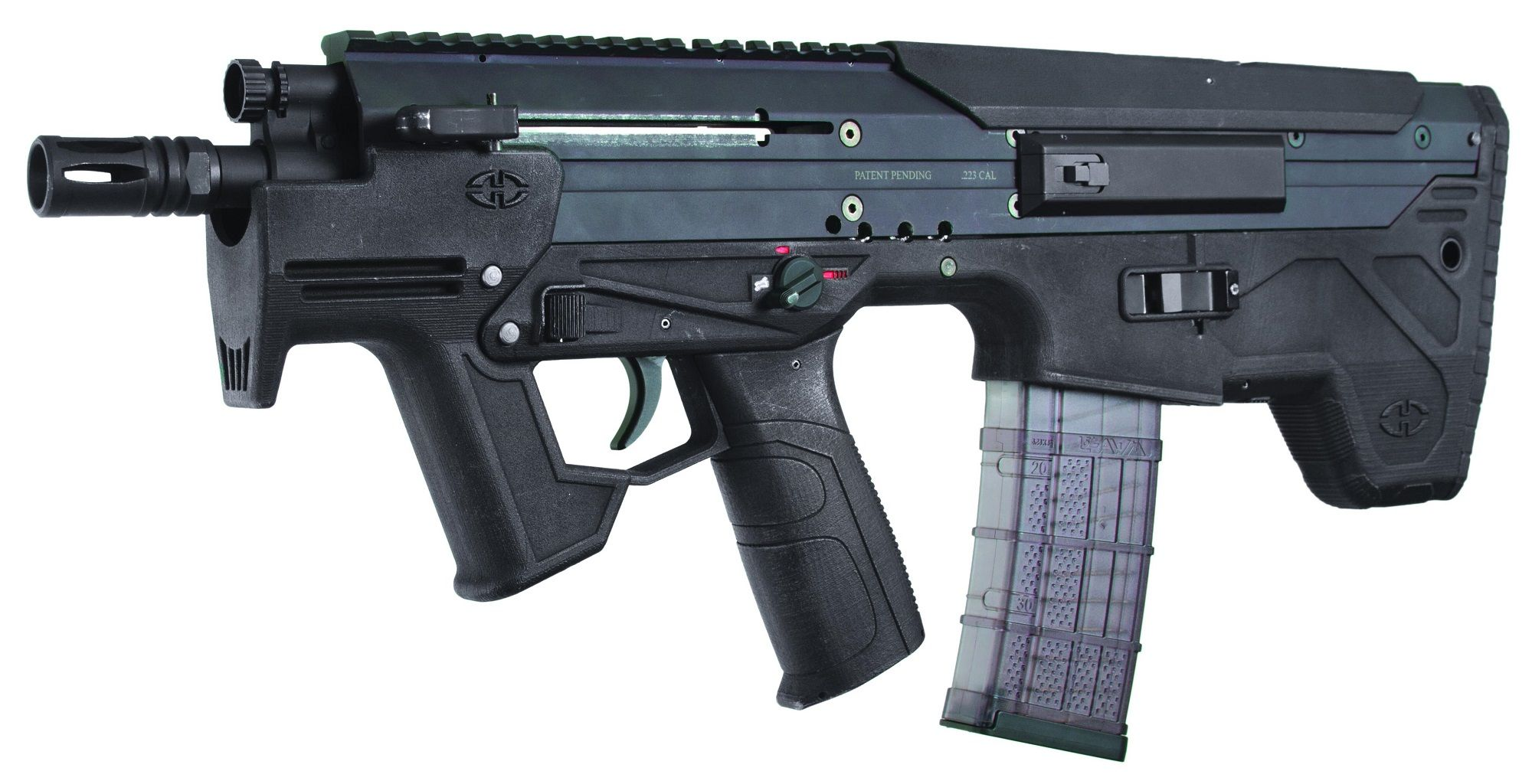 automatic rifle bullpup us - Google Search