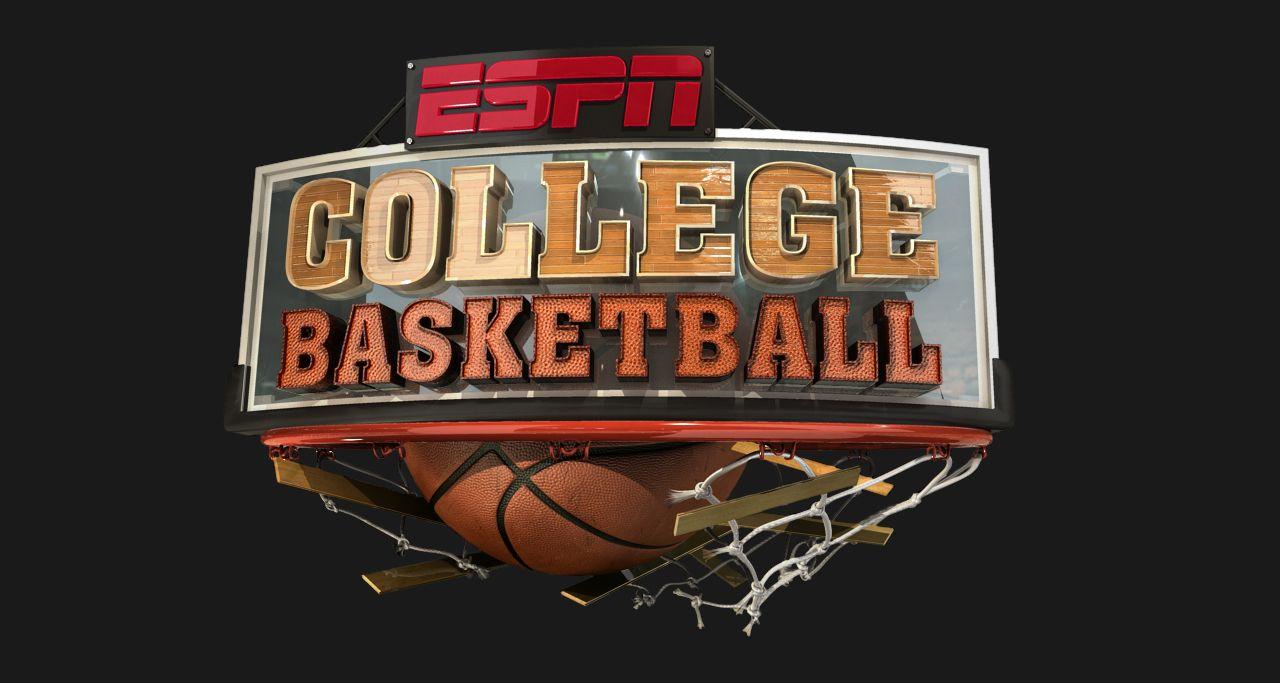 Espn College Basketball Logo 로고 로고 디자인